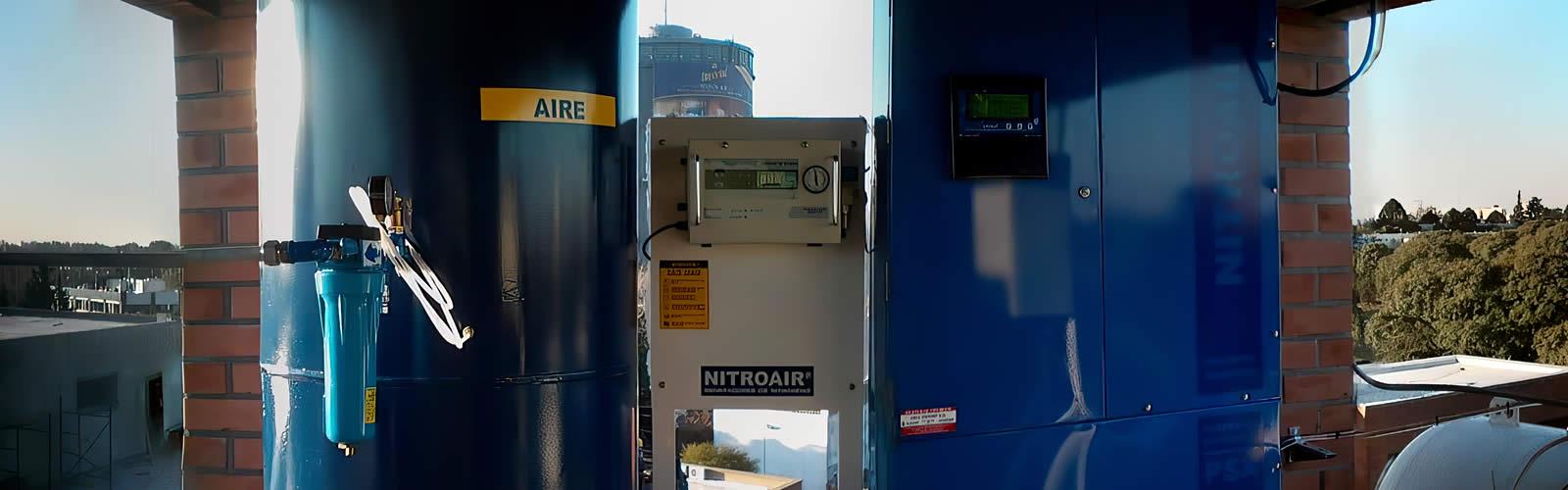 Generador de Nitrógeno | Nitroair