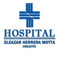 Logo Hospital Eleazar Herrera Motta | Cliente Bexsa | Bell Export S.A.